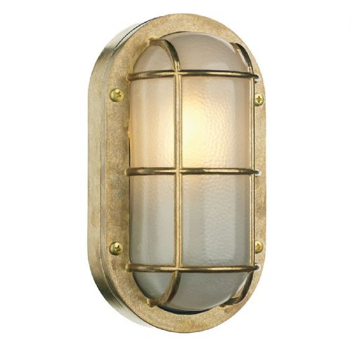 Lighthouse Wall Light Brass (Hand made, 7-10 day Delivery)